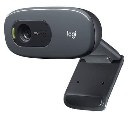 Logitech C270 - The Inexpensive Webcam for Skype Calling