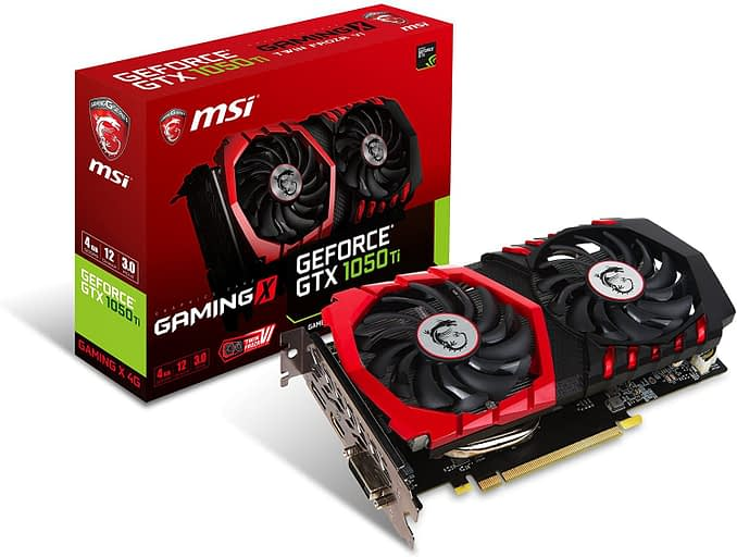 MSI RX Vega 64 Graphics Card