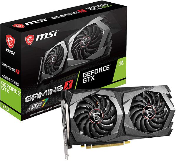 MSI GeForce GTX 1050 TI Gaming Graphics Card