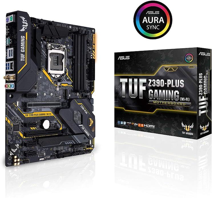 i9 9900k motherboard