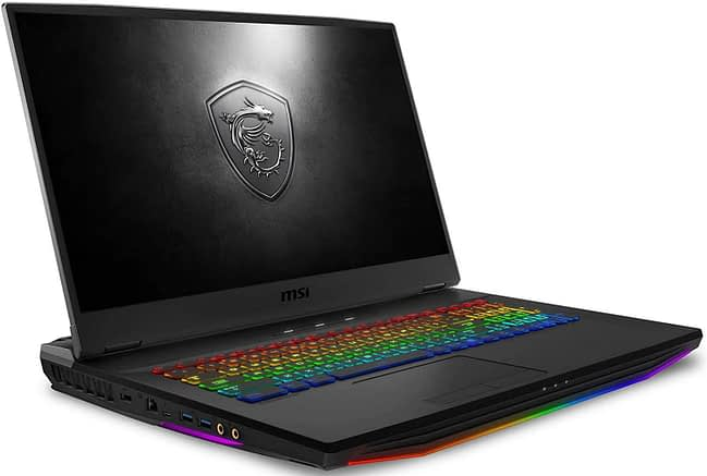 MSI GT76 Titan 10th Gen Gaming Laptop 2021 - Buyer's Guide